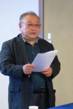 (写真_2)開会の挨拶三島支部長